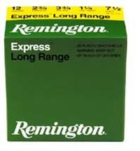 Remington 20/70 Express Extra Long Range #4 = 3,30mm, 28 gramm, 25er Pkg. Produktbild