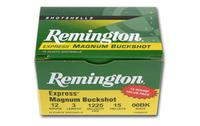 Remington 1235 12/89 Buckshot 00BK = 8,38mm, 5er Pkg Produktbild