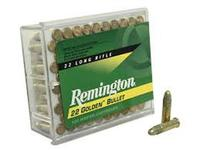 Remington 22 lr HV Hollow Point, 100er Pkg. Produktbild