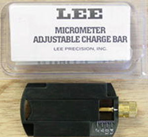 Lee Mikrometer Ad. Charge Bar Produktbild